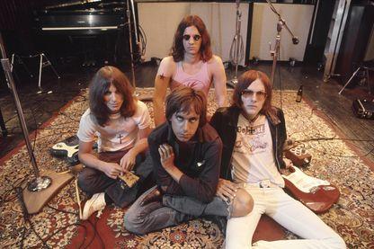 The Stooges le 23 mai 1970 à Los Angeles, Californie.