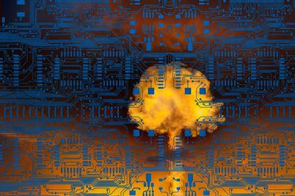 La cyber-guerre n'est plus réservée aux romans de science-fiction