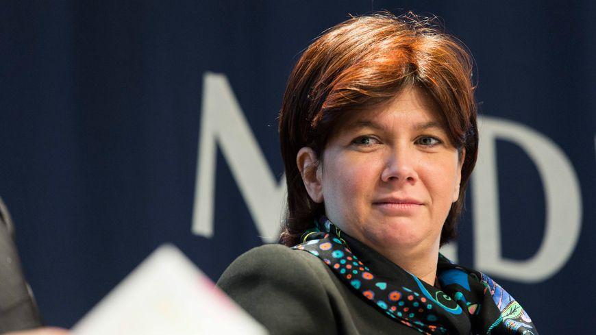 Bernadette Laclais députée savoyarde (PS)