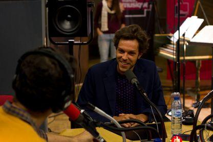 Raphaël Pichon, chef de l'ensemble Pygmalion