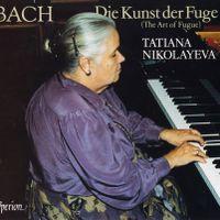 L'art de la fugue BWV 1080 pour piano : Canon in hypodiapason (canon alla Ottava)
