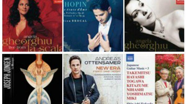 Actualité du disque : Puccini, Gounod, Stamitz...
