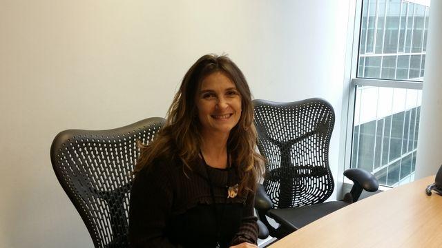 Florence Hermand, assistante de direction chez Accenture