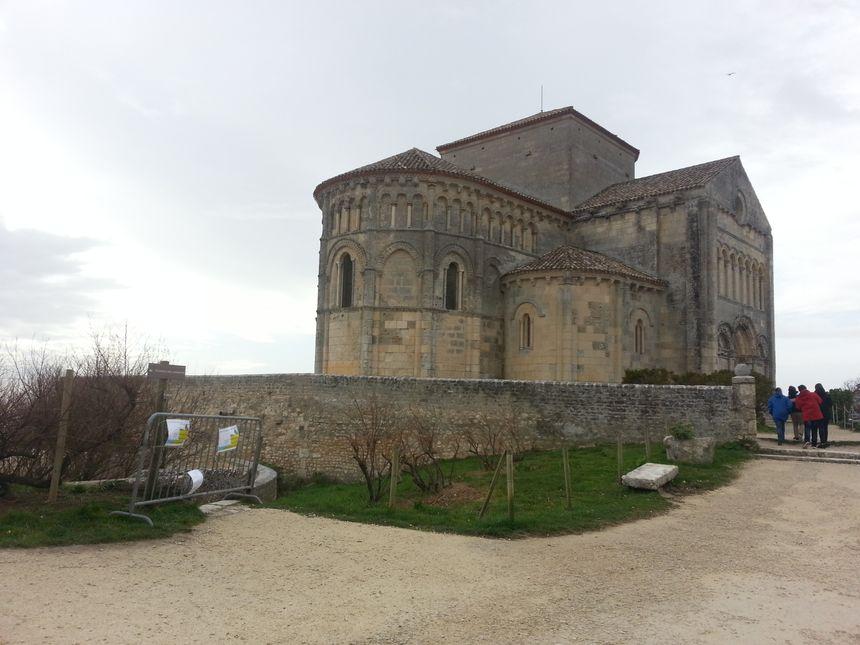 L'glise Sainte-Radegonde