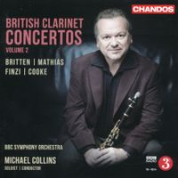 5 bagatelles op 23a : Prélude op 23 n°1 - arrangement pour clarinette et orchestre à cordes
