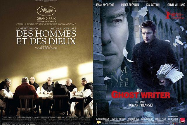 Les films lauréats en 2011