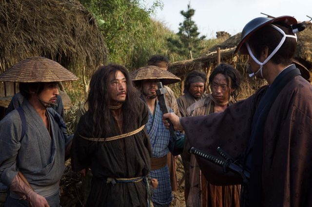 Au Japon du XVIIe siècle, le christianisme est illégal et ses fidèles persécutés