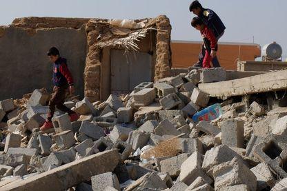 Irak : panser les esprits des victimes de Daesh