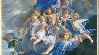 Philippe de Champaigne, L'Assomption de la Vierge, vers 1656