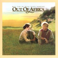 Out of Africa : Flying over Africa