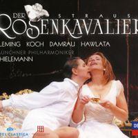 Der Rosenkavalier op 59 TrV 227 : Marie Theres' (Acte III) Octavian la maréchale Sophie et Faninal