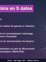 C. Taubira en 5 dates