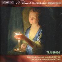 Cantate BWV 53 : Schlage doch gewünschte Stunde - pour contre-ténor cordes cloches et basse continue - Masaaki Suzuki
