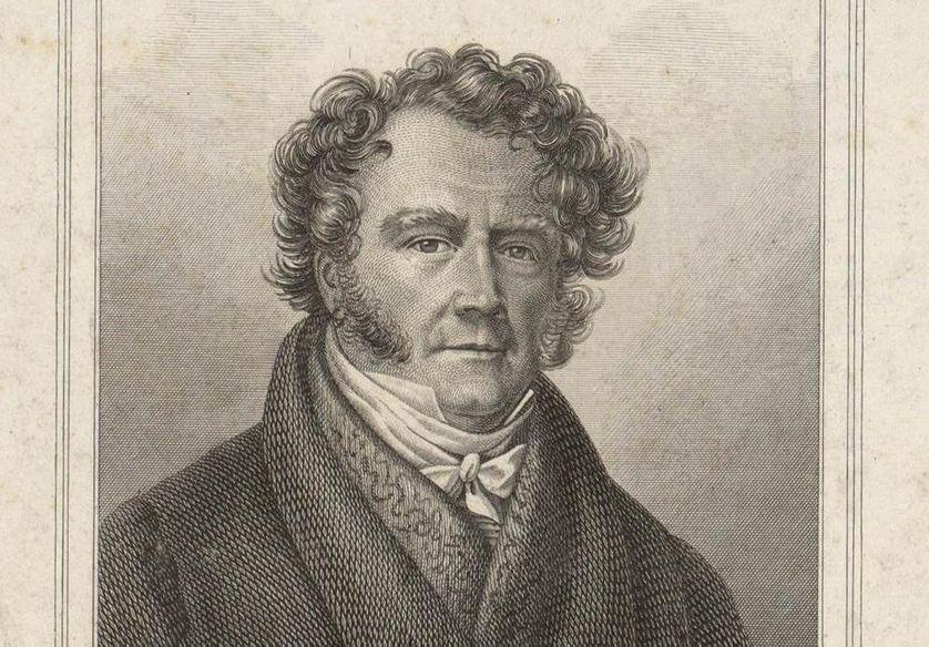 Portrait d'Eugène-François Vidocq, par Marie Gabriel Coignet, Musée Carnavalet