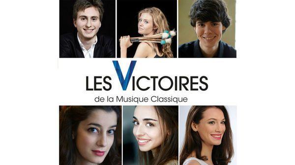 Une affiche des Victoires de la musique classique 2017