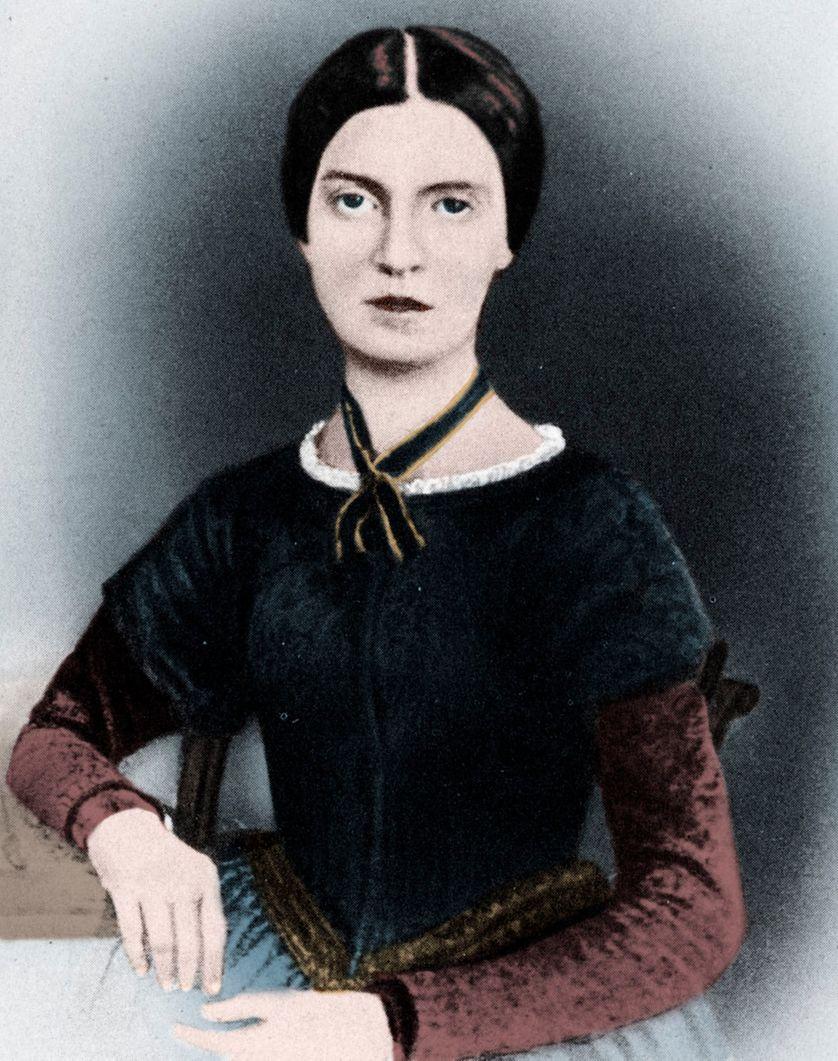 Emily Dickinson en 1846