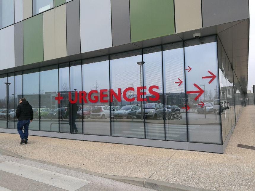 Les Urgences de Chalon-sur-Saône mises à l'épreuve ces derniers mois se dotent d'un dispositif de sécurité renforcé
