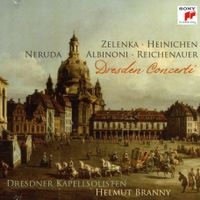 Symphonie à 8 en la min ZWV 189 : Allegro - pour 2 hautbois basson 2 violons alto violoncelle et basse continue