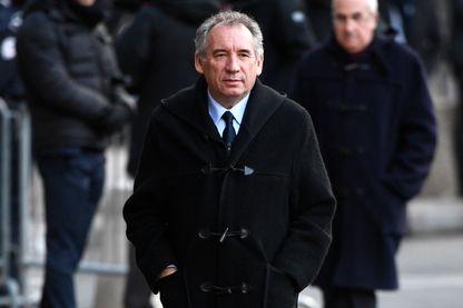 François Bayrou en janvier dernier