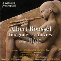 2 poèmes de Ronsard op 26 : Ciel aer et vent - pour soprano et flûte traversière