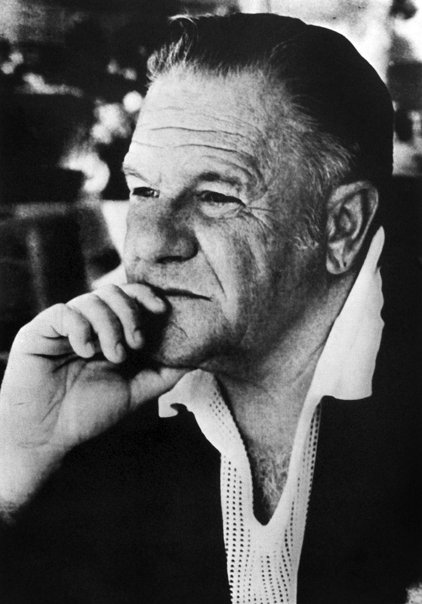 Lawrence Durrell en 1982