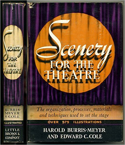 Couverture du livre Scenery for the Theatre Hardcover – 1938