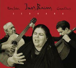 Album Serrana de Pedro Soler, Inés Bacan et Gaspar Claus