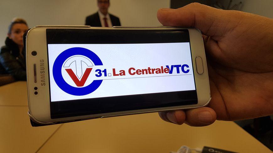 La Centrale VTC 31, c'est le nom de cette nouvelle plateforme de réservation, lancée fin février
