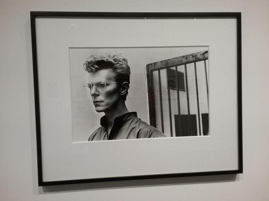 Une légende photographiée par une autre légende : David Bowie vu par Helmut Newton