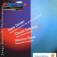 Schumann-fantasie : Ruines / Pour grand orchestre
