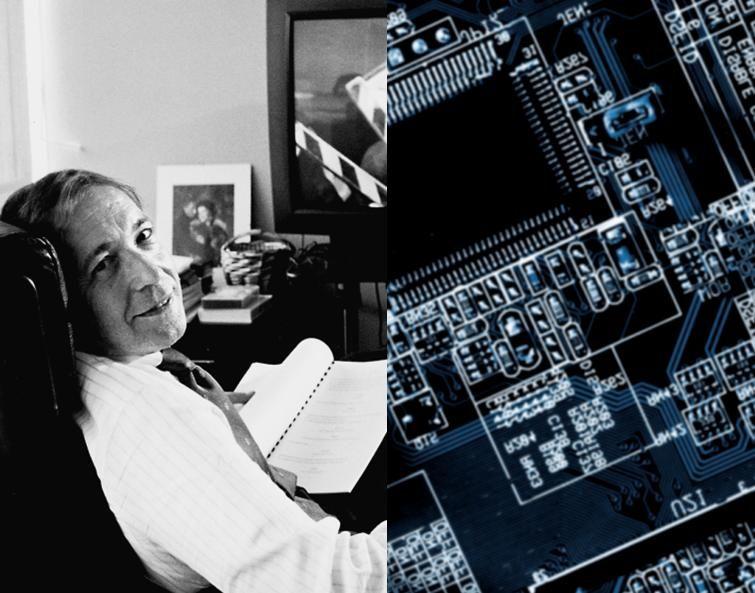 Pierre Chevalier // Circuits d'ordinateur