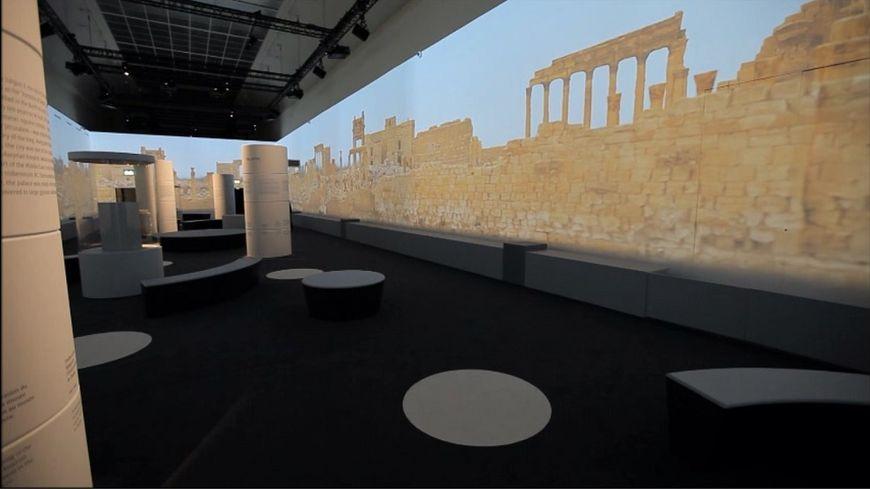 Le Grand Palais redonne vie au site de Palmyre grâce à la réalité virtuelle.
