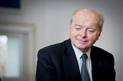 Jacques Toubon en 2016