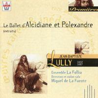 Alcidiane et Polexandre LWV 9 : Chaconne des maures