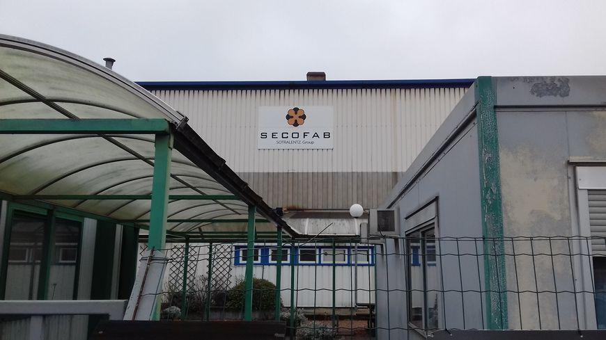 Un quart des emplois seront préservés sur le site de Secofab à Sarralbe.