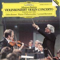 Concerto en Ré Maj op 77 pour violon et orchestre : Allegro giocoso, ma non troppo vivace - poco più presto - Gidon Kremer
