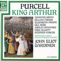 Le roi Arthur : Hither this way (Acte II) Air de Philidel et choeur