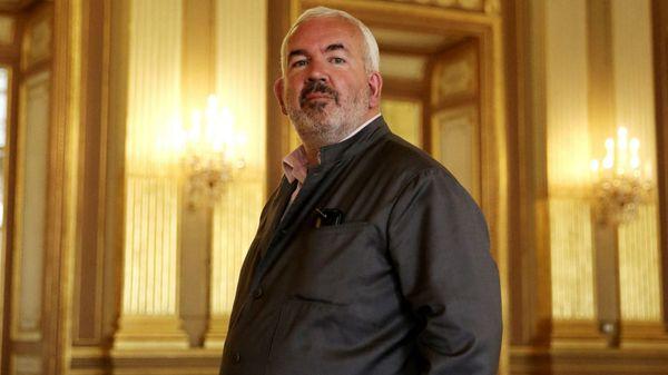 Marc Minkowski reçoit la Médaille d'or Mozart