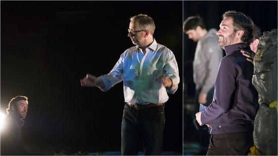 Paul Agnew dirige et conçoit la mise en espace d'un nouvel Orfeo, de Claudio Monteverdi - avec Cyril Auvity dans le rôle-titre