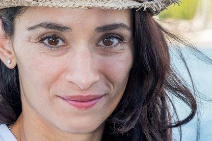 L'actrice Rachida Brakni