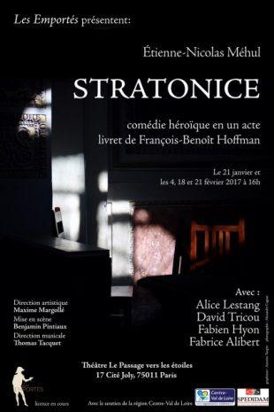 Les Emportés / Stratonice
