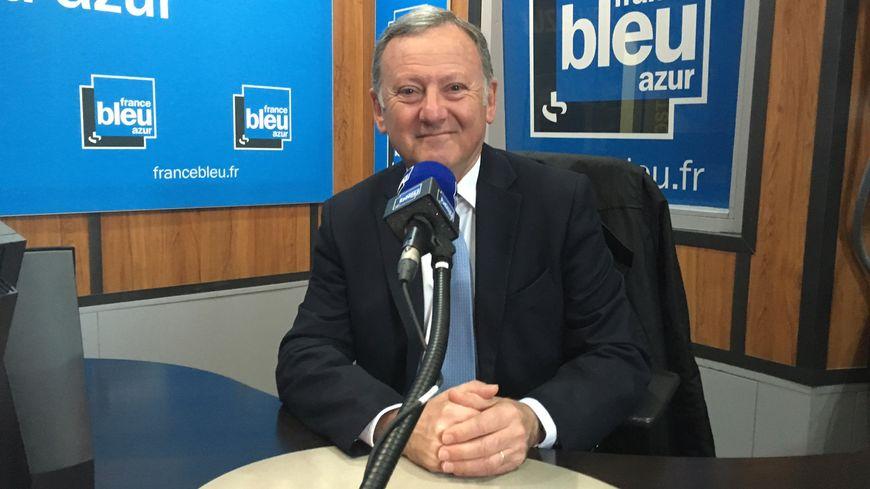 Rudy Salles, député et adjoint au maire de Nice en charge du Tourisme