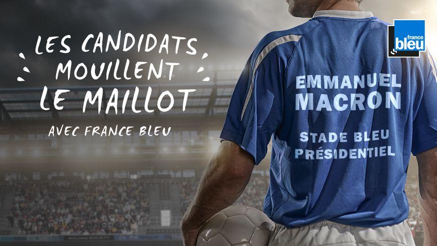 """Stade Bleu spécial """"élection présidentielle"""""""