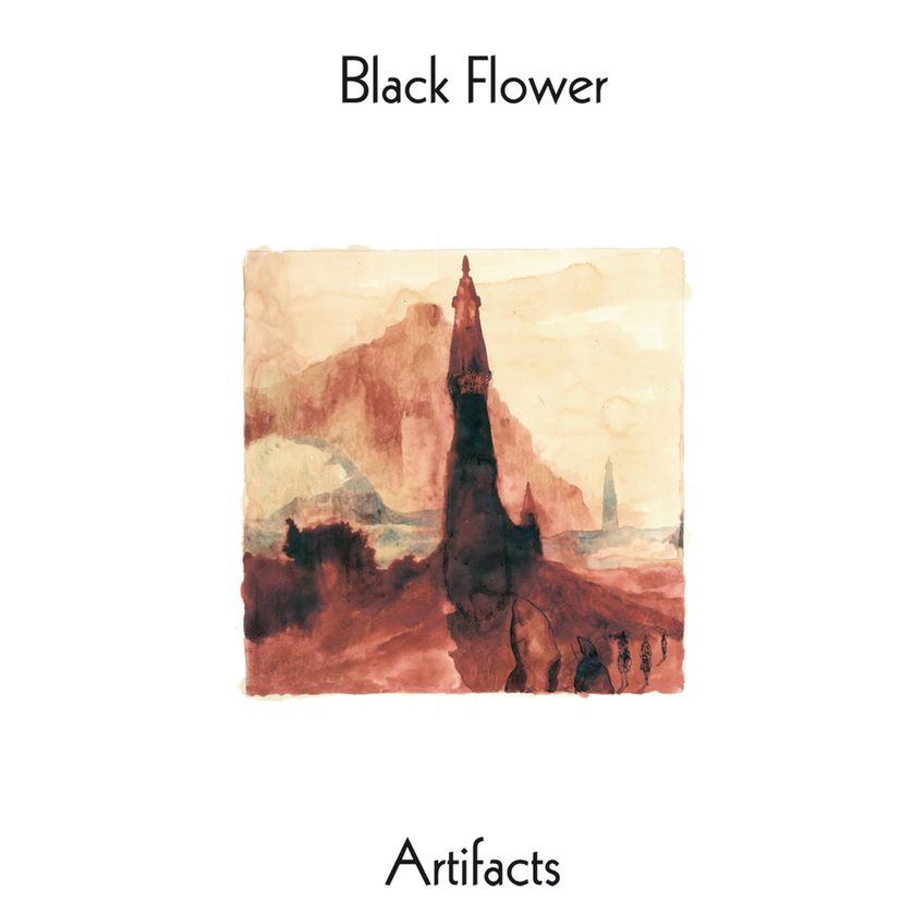 Black Flower l'album« Artifacts » (Sdban Ultra)