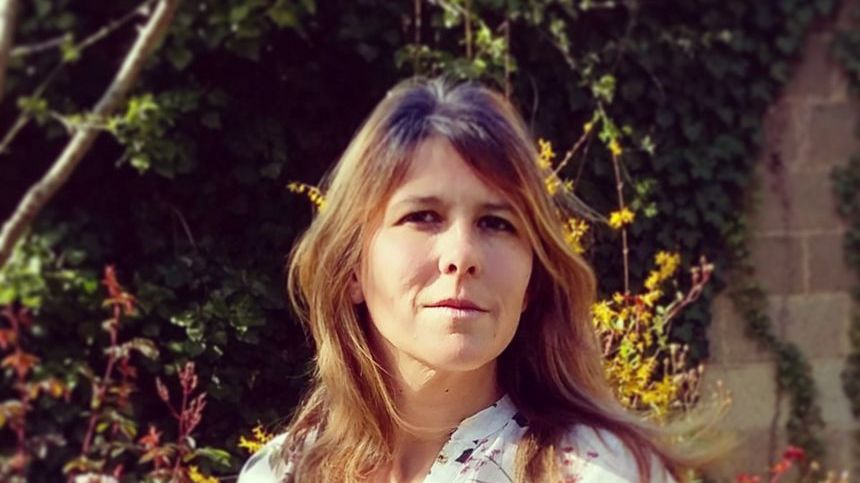 Charlotte Marchandise, candidate à la présidentielle 2017