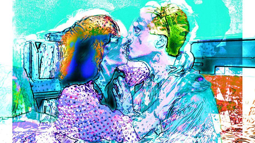 """""""Nuit Fauve"""", exposition Kiss Me, galerie des Capucins, Uzès, jusqu'au 14 février"""