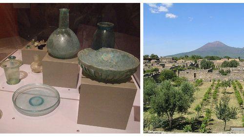Épisode 4 : Pompéi : panorama de l'artisanat