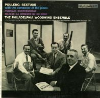 Sextuor de Poulenc / The Philadelphia Woodwind Ensemble
