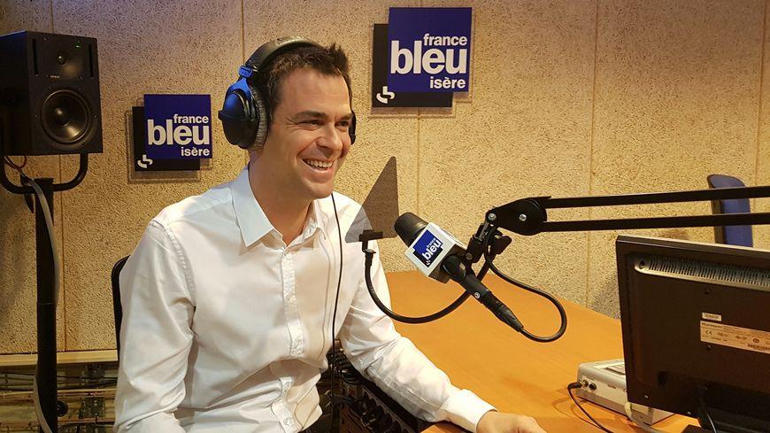 Olivier Véran est conseiller régional socialiste et candidat aux législatives à Grenoble.