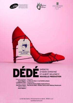 Dédé Opérette d'Henri Christiné et Albert Willemetz La Clef des Chants